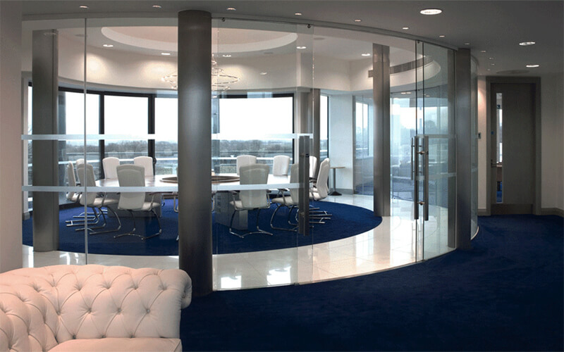 Viso-Curved-Partitions-Switch-Glass off
