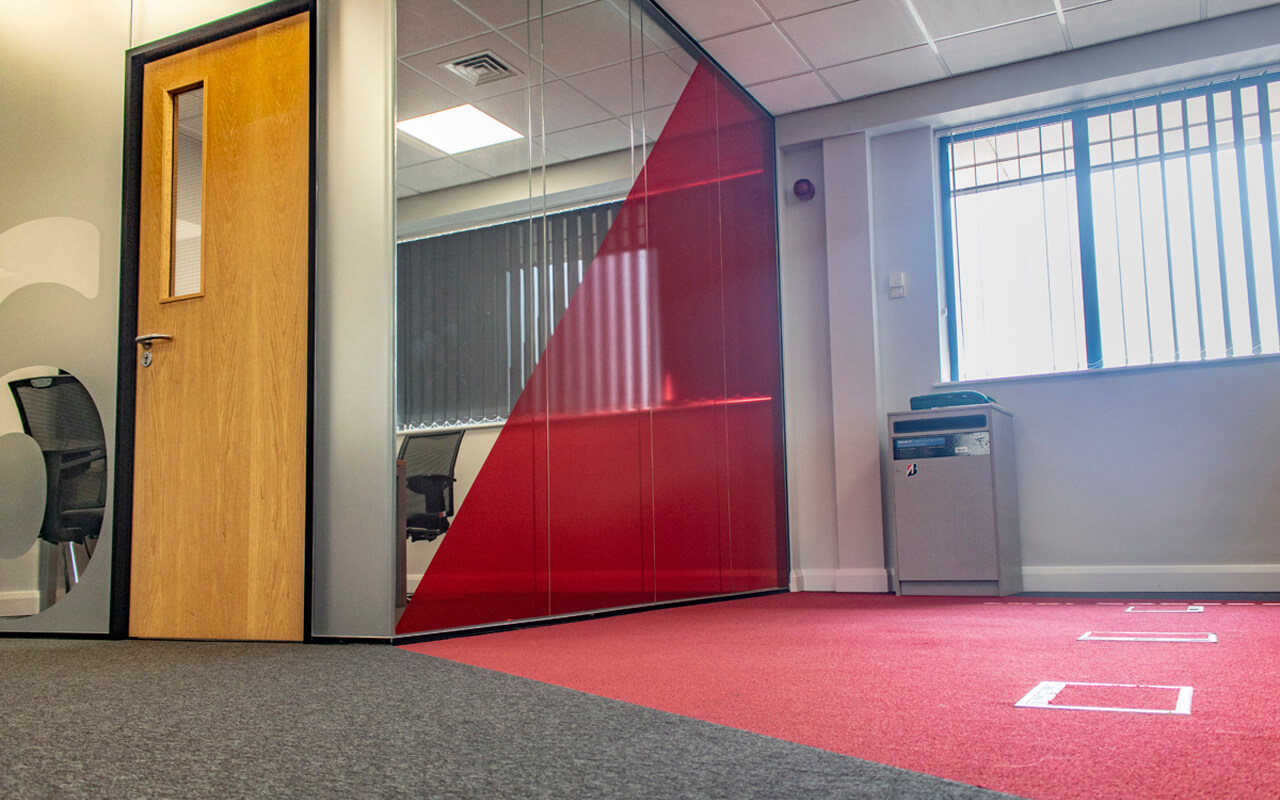 Viso Double Glazed Partitioning 12
