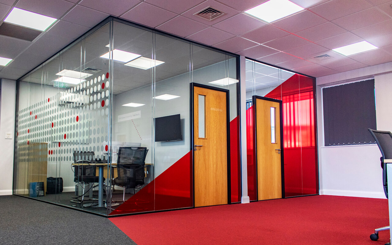 Viso Double Glazed Partitioning 13