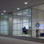 Viso Industrial Style Banded Glazing