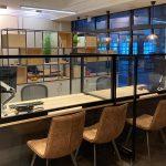 Viso Spectacle Desk Partitions 07